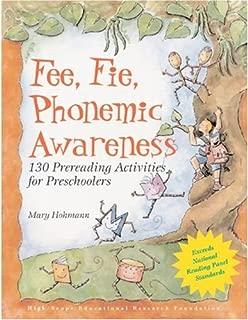 Fee, Fie, Phonemic Awareness: 130 Prereading Activities for Preschoolers