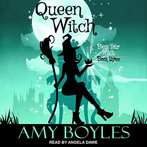 Queen Witch audiobook cover art