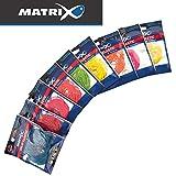 Fox Matrix Stay Fresh Elastic 6m - Gummizug für Stipprute, Gummizüge für Pole Angelrute, Gummi...