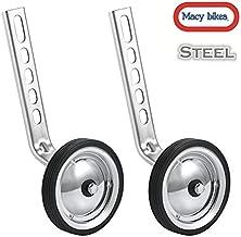 Macy Training Wheels for Children's Bicycle stabiliser(for 12 14 16 18 20 inch Bike)
