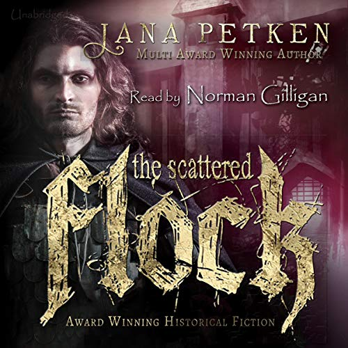 The Scattered Flock audiobook cover art