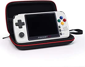 Video Game Console -New PocketGo Retro Game Console Game PS1 SNES Game Handheld IPS Screen (Color : NPG)