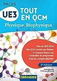 UE3 Tout en QCM PACES - 3e éd. - Physique. Biophysique - Format Kindle - 12,99 €