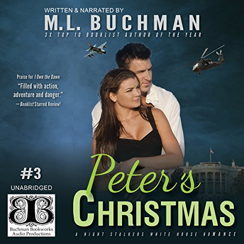 Peter's Christmas audiobook cover art