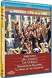 La guerra civil en el cine (pack) [Blu-ray]