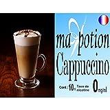 MA POTION - E-Liquide Saveur Cappuccino, Eliquide Français Ma Potion, recharge liquide pour cigarette électronique. Sans...