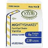 MightyShakes Vanilla Shake Beverage, 4 Ounce -- 75 per case.