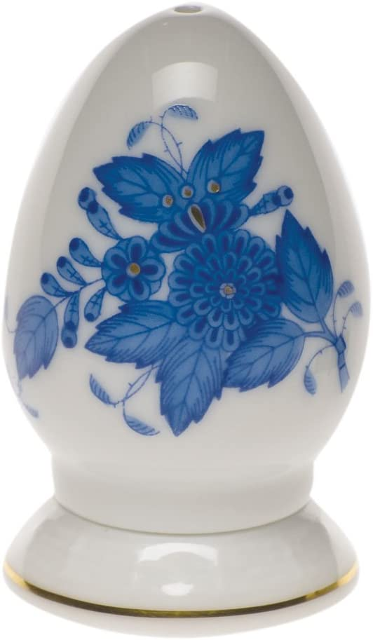 Herend Albuquerque Mall Chinese Bouquet Sale item Shaker Pepper Blue