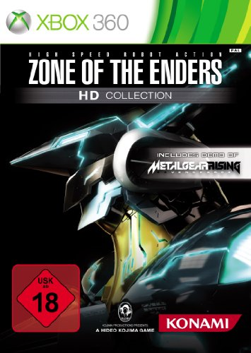 Zone of the Enders - HD Collection (inkl. Demo Metal Gear Rising: Revengeance) - [Xbox 360]
