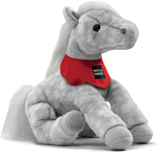 Shamrock the Gray Wells Fargo Horse 14
