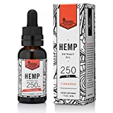 'Bottle Service' Cinnamon Infused Hemp Drops - SINFULLY Delicious, Feel Better ORGANICALLY! (250 mg)