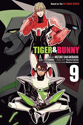 Tiger & Bunny, Vol. 9