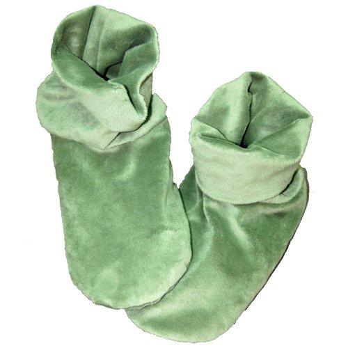 Herbal Concepts Comfort Booties, Olive