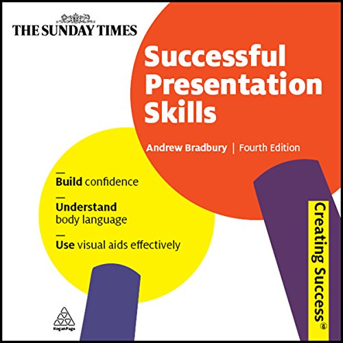 Successful Presentation Skills audiobook cover art