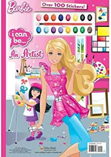 barbie i can be artist