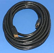 PCCABLES.COM 15-Feet IEEE-1394 Firewire Cable 6-6 M/M