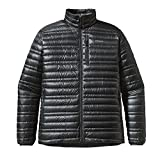 Patagonia Ultralight Down Jacket - Men's Forge Grey, L
