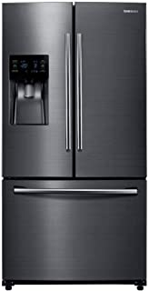 Samsung RF263BEAESG / RF263BEAESG/AA / RF263BEAESG/AA 24.6 Cu. Ft. Black Stainless French Door Refrigerator