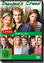 Dawson's Creek – Staffel 5 (DVD)