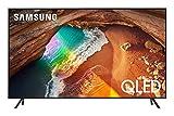 Abbildung Samsung Q60R 207 cm (82 Zoll) 4K QLED Fernseher (Q HDR, Ultra HD, HDR, Twin Tuner, Smart TV) [Modelljahr 2019]