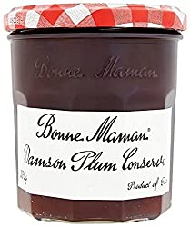 Chunks of mature plums and plum jelly are lightly sweetened for a remarkable breakfast accompaniment or recipe enhancer Good balance of fruit and sweetness Made from the same time-honoured traditional French recipes Made with the finest quality fruit...