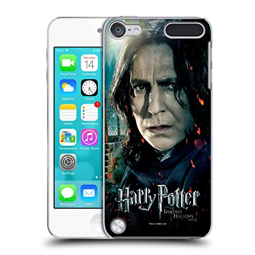 Head Case Designs Ufficiale Harry Potter Severus Snape Deathly Hallows VIII Cover Dura per Parte Posteriore Compatibile con iPod Touch 5G 5th Gen