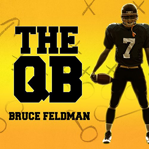 The QB audiobook cover art