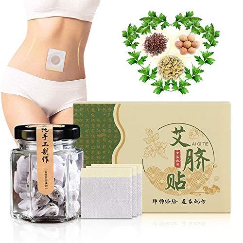 HAOYUGO Herbal Slimming Tummy Pellet,Kräuter Schlankheits Bauchpellet,Bauchweg Pflaster Wonder Patch