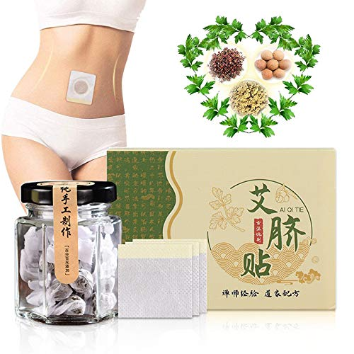HAOYUGO Herbal Slimming Tummy Pellet,Pellet per Pancia Dimagrante alle Erbe,Cerotti Dimagranti Efficaci Corpo