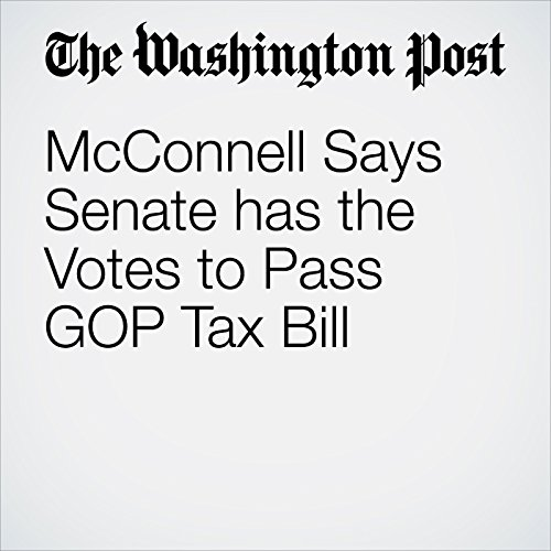 McConnell Says Senate has the Votes to Pass GOP Tax Bill copertina