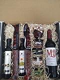 Cesta gourmet regalo especial y original para salir de lo común, regalo...