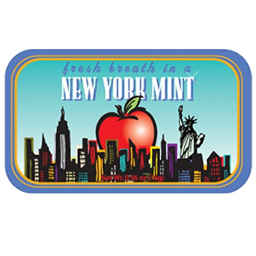 New York Mints - Apple, New York Souvenirs, New York City Souvenirs