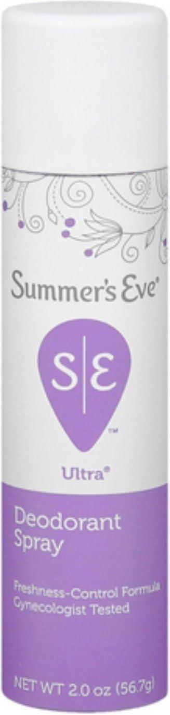 Over item handling ☆ Summer's Eve Feminine Deodorant Sale SALE% OFF Spray oz Extra Ultra 2 Strength