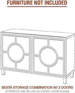 Moonwallstickers.com IKEA Besta Kits - Juego de Adhesivos