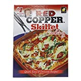 Red Copper Skillet Cooking