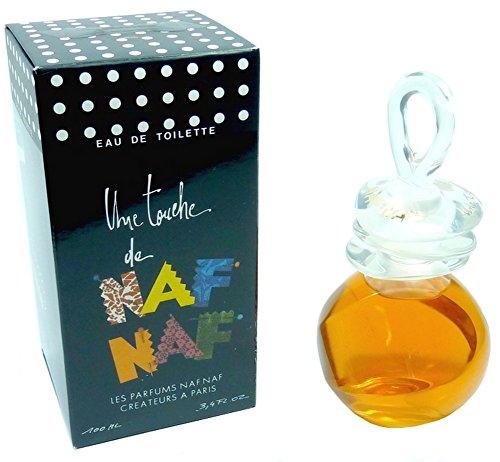 100 ml Naf Naf Une Touche de NAF NAF Eau de Toilette EDT Splash kein Spray