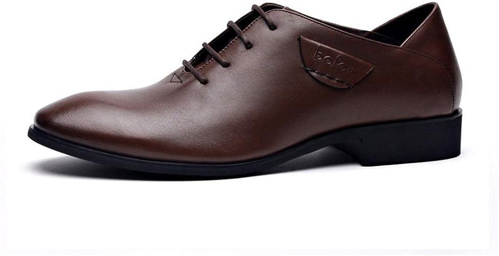 Une affaire d'hommes souliers hommes chaussures souliers mode épais accent,marron,trente - six