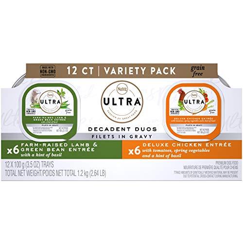 Nutro Ultra Grain-Free Filets in Gravy Wet Dog Food