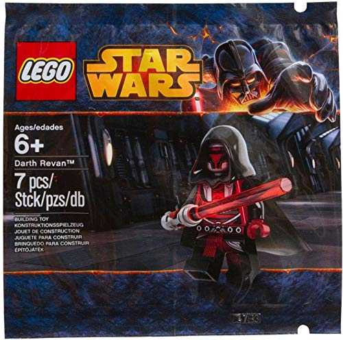 LEGO Star Wars NEUHEIT 2014 Darth Revan Polybag Lego 5002123 NEW