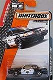 Matchbox California Highway Patrol Ford Mustang LX SSP Police Car