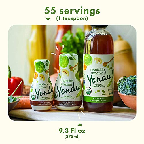 Yondu Vegetable Umami Condimento - 275 ml