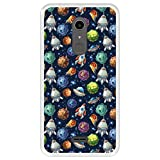 Hapdey Phone Case for [ Alcatel A3 XL ] design [ Space