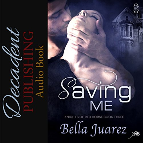 Saving Me audiobook cover art