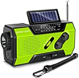 Best Solar Radios - Emergency Weather Solar Crank AM/FM NOAA Radio Review