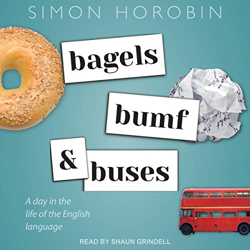 Bagels, Bumf, and Buses cover art