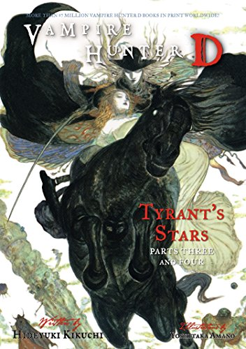 Vampire Hunter D Volume 17: Tyrant's Stars Parts 3 & 4 (English Edition)