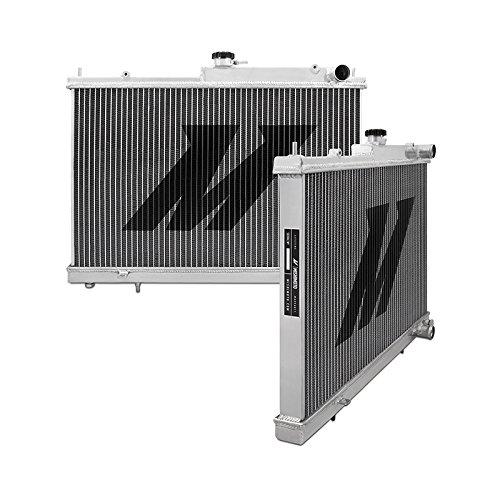 Mimoto mMRAD-rHD-r33: ventilateur pour skyline r33/r34, aluminium