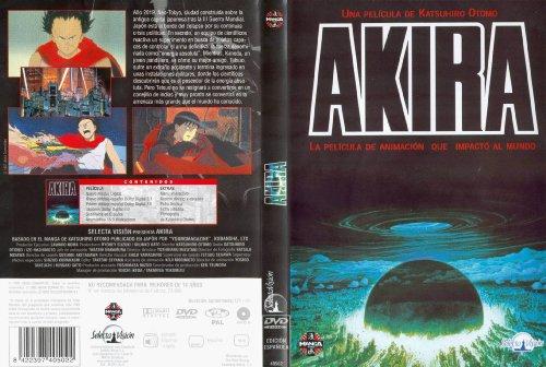 Akira. La pelicula de animación que impactó al mundo