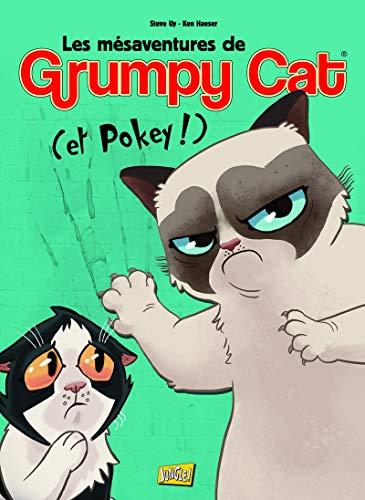 Les mésaventures de Grumpy Cat (et Pokey !) - tome 1 (1)