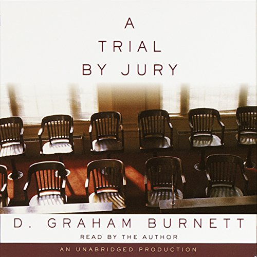 A Trial by Jury audiobook cover art